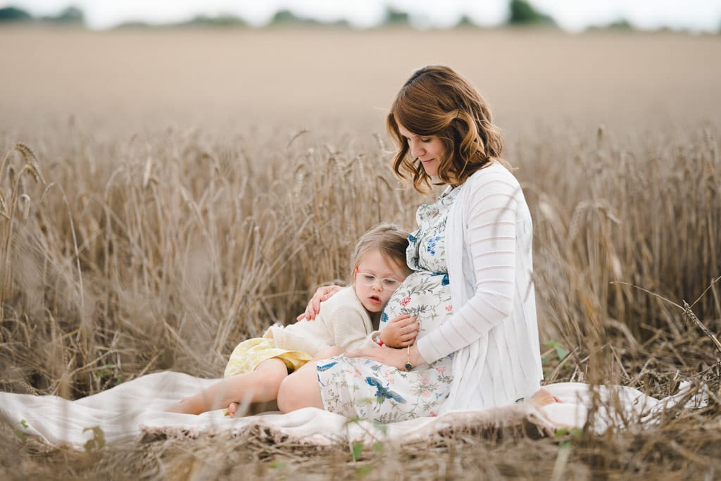 Fotograf Bernau und Schwangerschaft