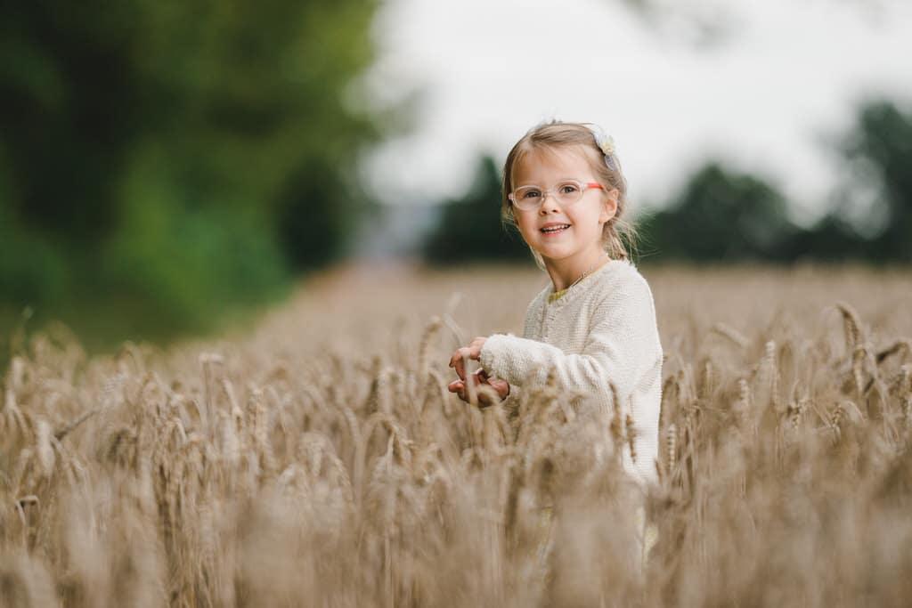 Fotograf Bernau Familienfoto